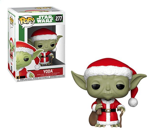Afbeelding van Funko Pop! figuur Star Wars Holiday Yoda from DreamLand