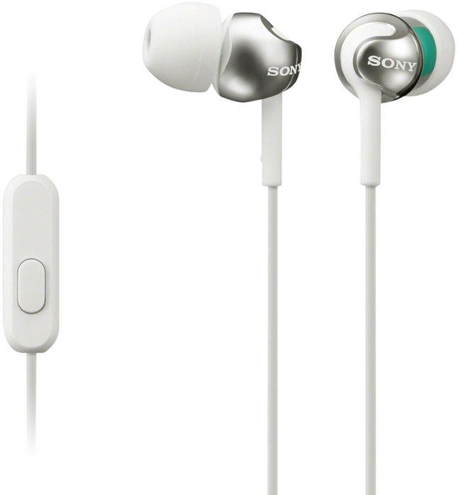Image pour Sony écouteurs MDR-EX110AP blanc à partir de DreamLand