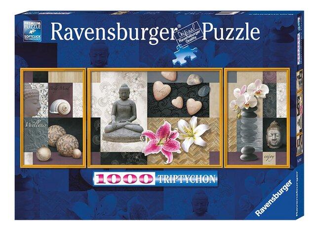 Afbeelding van Ravensburger puzzel Wellness from DreamLand