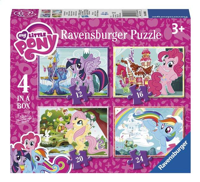 Afbeelding van Ravensburger Puzzel 4-in-1 My Little Pony from DreamLand