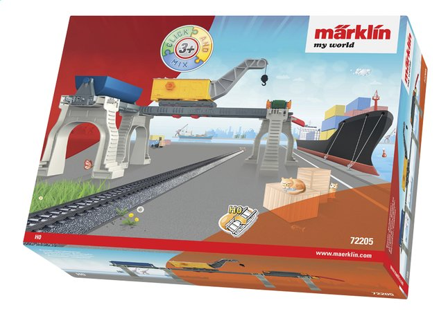 Image pour Märklin set de jeu Station de chargement à partir de DreamLand