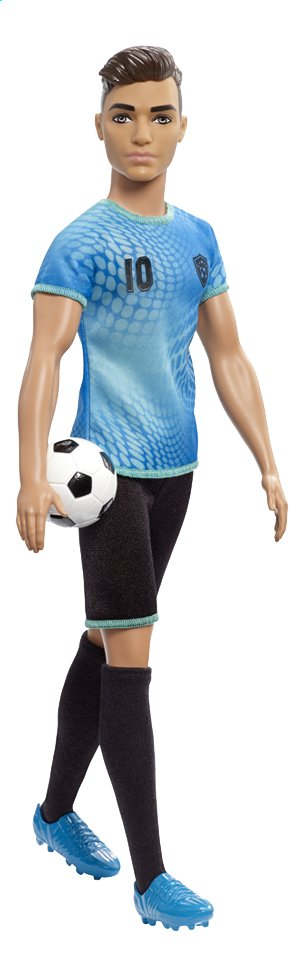 Barbie poupée mannequin  Careers Ken Footballeur