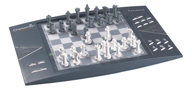 Afbeelding van Lexibook schaakcomputer Chessman Elite from DreamLand