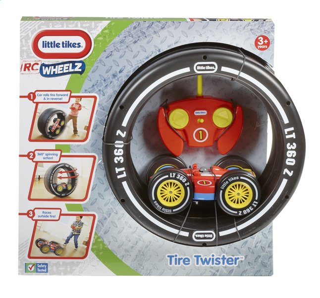 Image pour Little Tikes voiture RC Tire Twister à partir de DreamLand