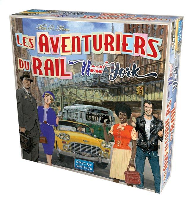 Image pour Les Aventuriers du Rail New York à partir de DreamLand