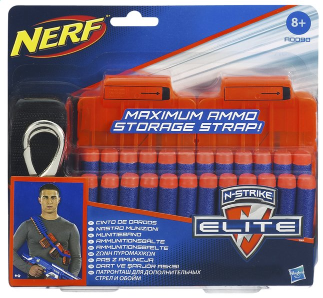 Afbeelding van Nerf N-Strike Elite Bandolier Kit from DreamLand