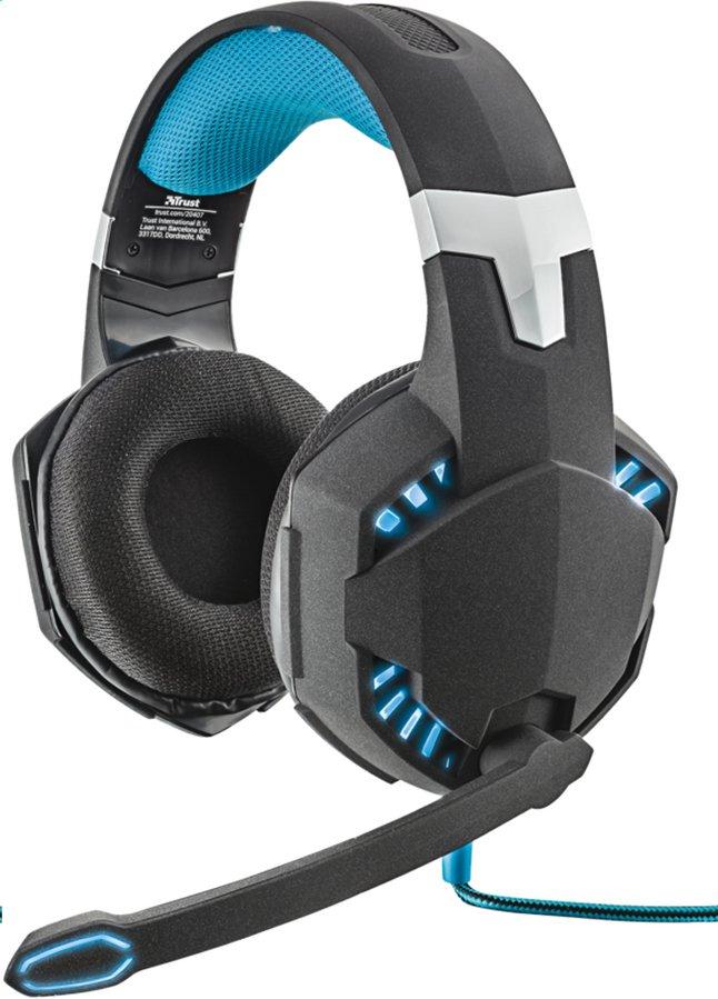 Afbeelding van Trust headset GXT 363 Hawk 7.1 Bass Vibration from DreamLand