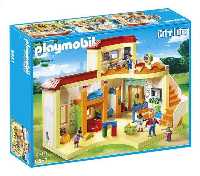 Afbeelding van Playmobil City Life 5567 Kinderdagverblijf from DreamLand