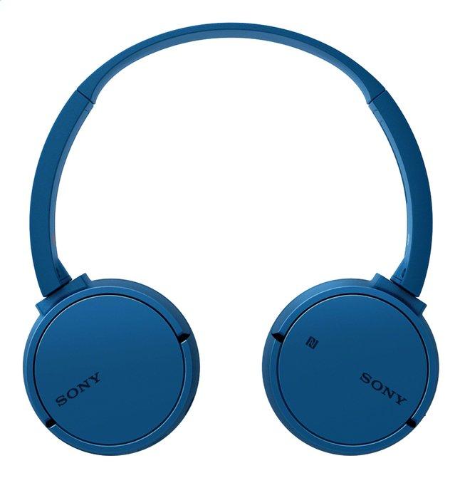 Image pour Sony casque Bluetooth MDR-ZX220BT bleu à partir de DreamLand