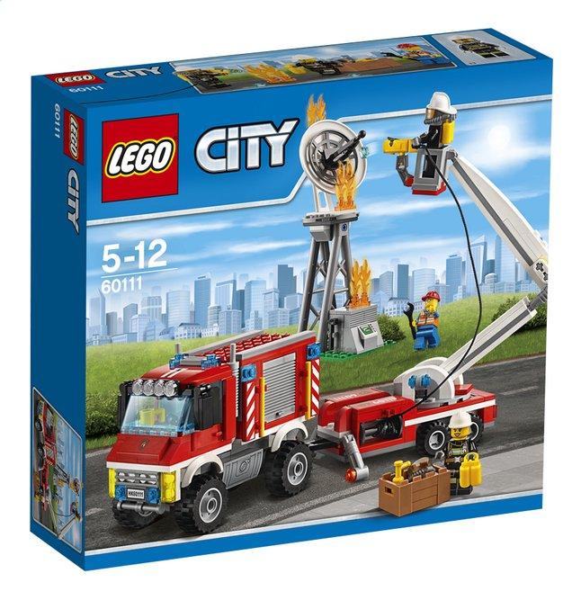 Image pour LEGO City 60111 Le camion d'intervention des pompiers à partir de DreamLand