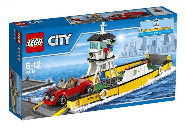 Image pour LEGO City 60119 Le ferry à partir de DreamLand
