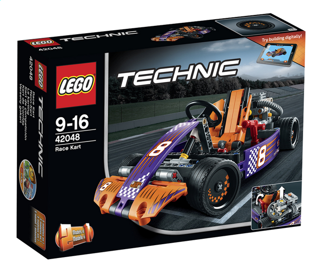 Image pour LEGO Technic 42048 Le karting à partir de DreamLand