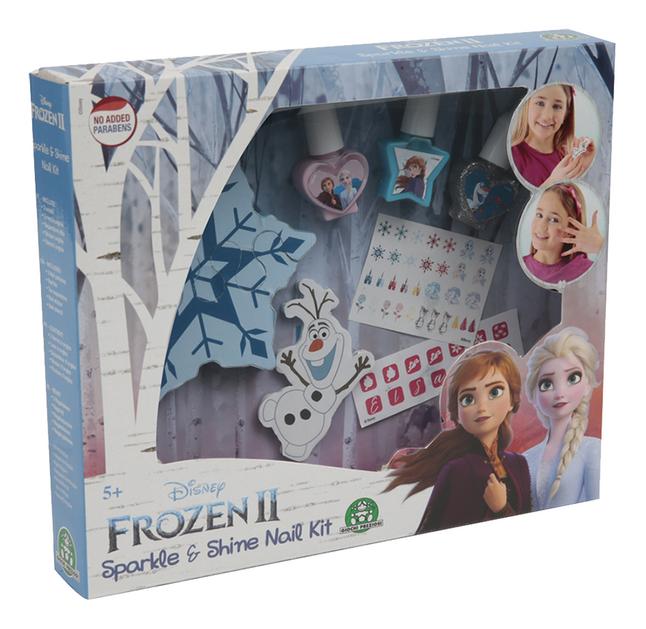 Disney Frozen II Sparkle & Shine Nail Kit