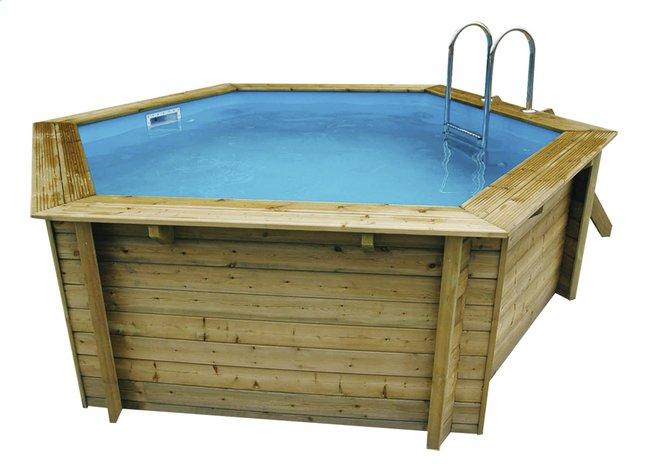Image pour Ubbink piscine en bois Azura diamètre 4,10 m à partir de DreamLand