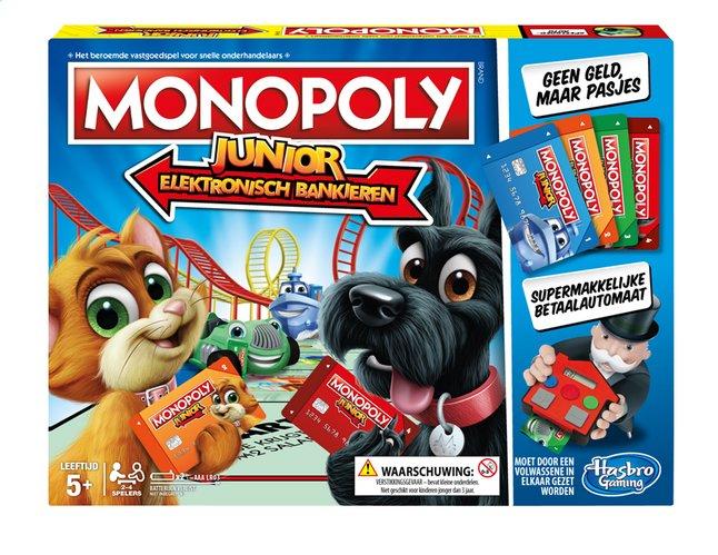 Monopoly Junior Elektronisch Bankieren Dreamland