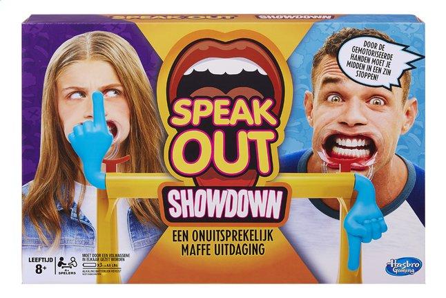 Afbeelding van Speak Out Showdown from DreamLand