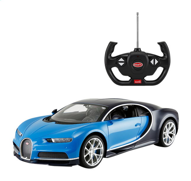 rastar voiture rc bugatti chiron 1 14 dreamland. Black Bedroom Furniture Sets. Home Design Ideas