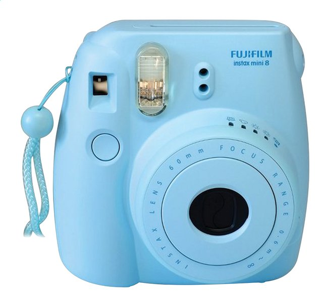 Afbeelding van Fujifilm Fototoestel instax mini 8 blauw from DreamLand