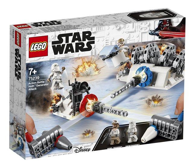 75239 Du Lego Hoth De Battle Action Générateur Star L'attaque Wars xoQerBdCEW