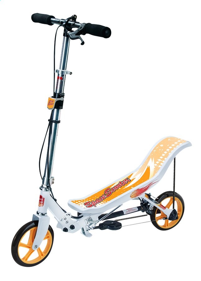Afbeelding van Step Space Scooter wit from DreamLand