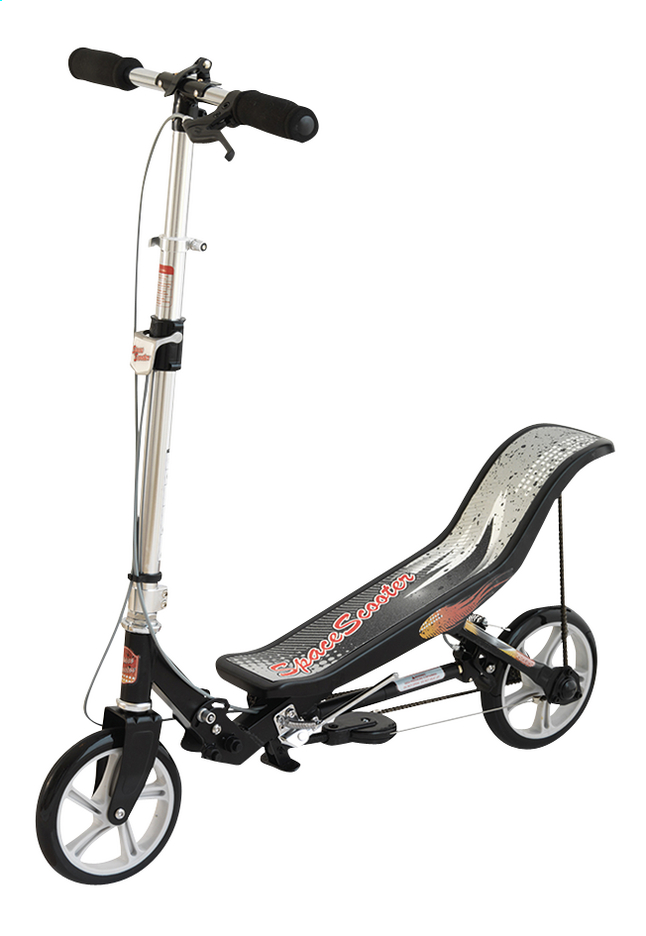 Image pour Trottinette SpaceScooter Matt Black à partir de DreamLand