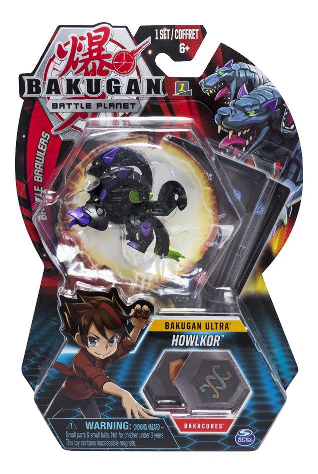 Afbeelding van Bakugan Ultra Ball Pack - Howlkor from DreamLand