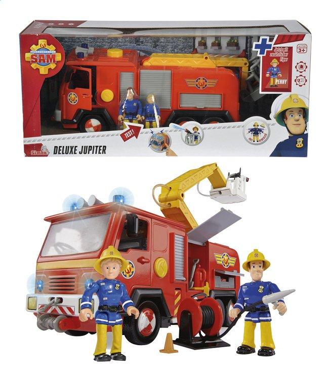 Speelset Brandweerman Sam Deluxe Jupiter