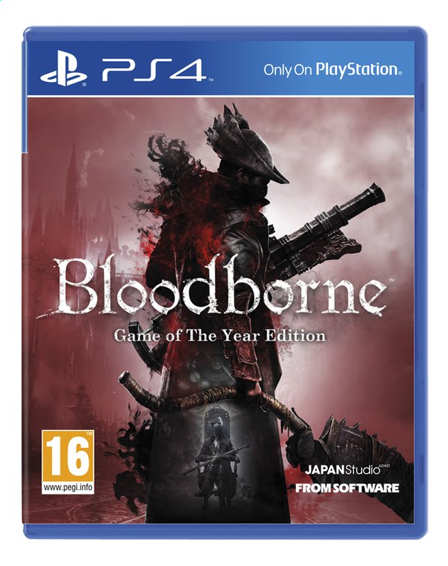 Afbeelding van PS4 Bloodborne Game of the Year Edition ENG/FR from DreamLand