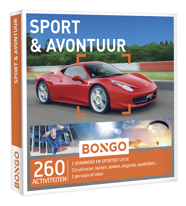 Afbeelding van Bongo Sport & avontuur from DreamLand