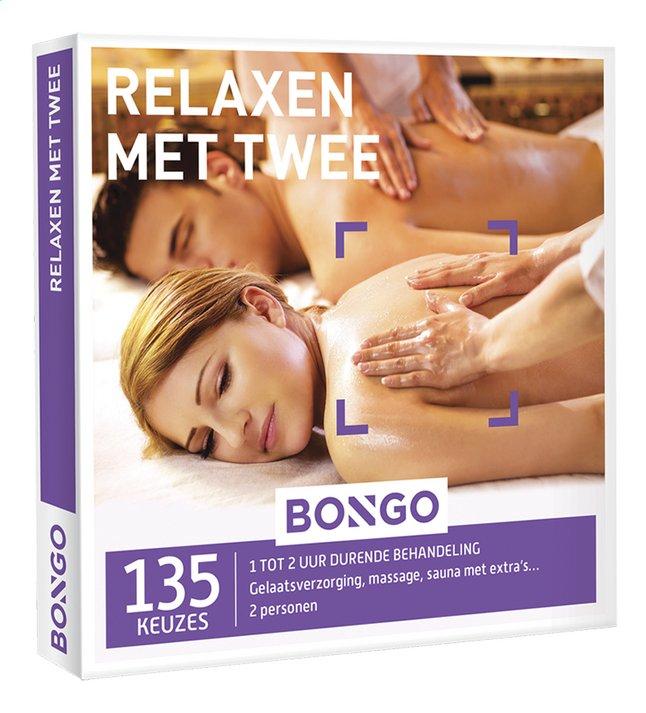 Afbeelding van Bongo Relaxen met Twee from DreamLand