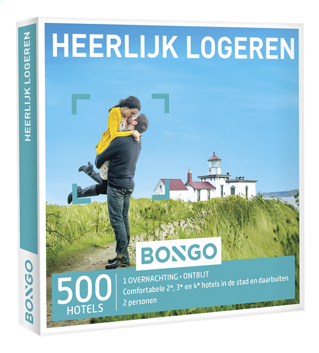 Afbeelding van Bongo Heerlijk Logeren from DreamLand