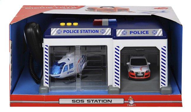 Afbeelding van Dickie Toys speelset SOS station Politie België from DreamLand