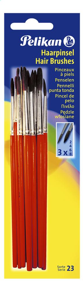 Afbeelding van Pelikan penseel Serie 23 - 12 stuks from DreamLand