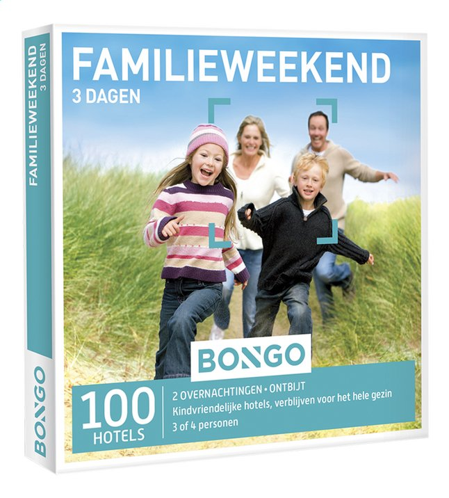Afbeelding van Bongo Familieweekend 3 dagen from DreamLand