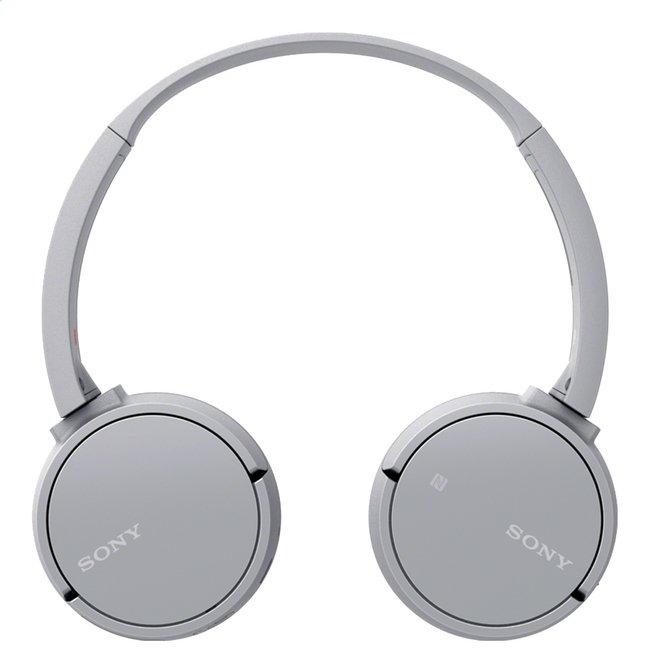 Afbeelding van Sony bluetooth hoofdtelefoon MDR-ZX220BT grijs from DreamLand