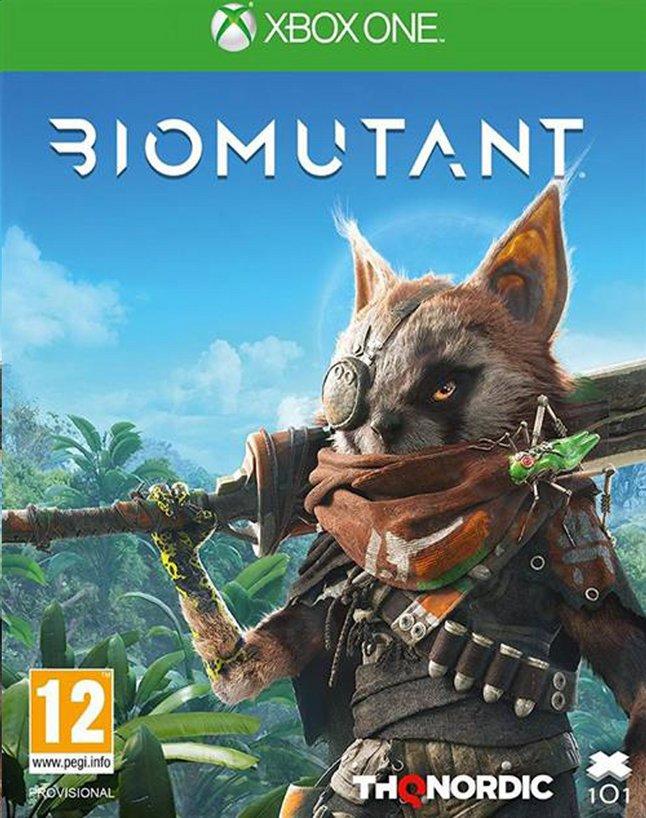Image pour Xbox One Biomutant FR/ANG à partir de DreamLand