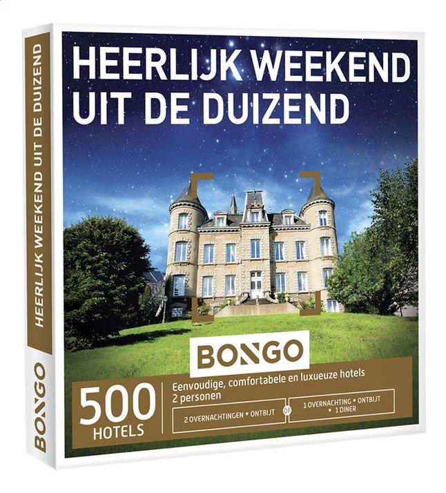 Afbeelding van Bongo Heerlijk weekend uit de duizend from DreamLand