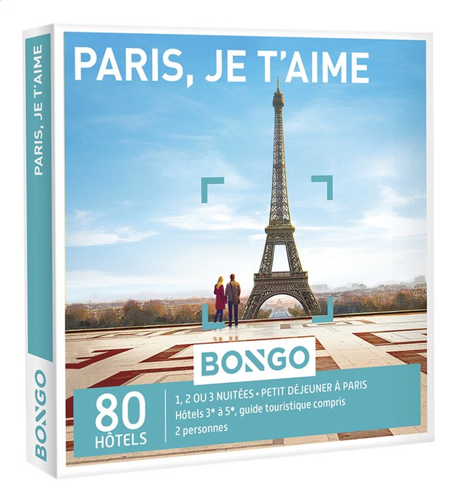 Afbeelding van Bongo From Paris with Love FR from DreamLand