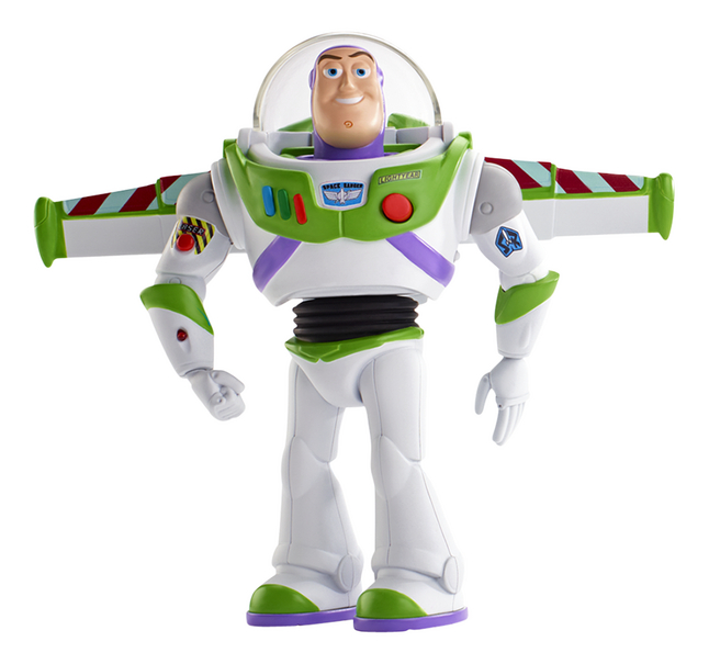 Image pour Mattel figurine articulée Toy Story Buzz Mission moves à partir de DreamLand
