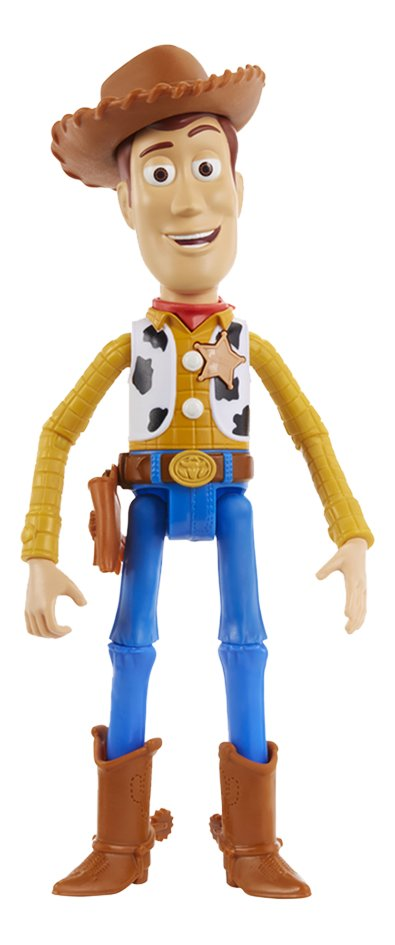 Afbeelding van Toy Story 4 actiefiguur True Talkers - Woody from DreamLand
