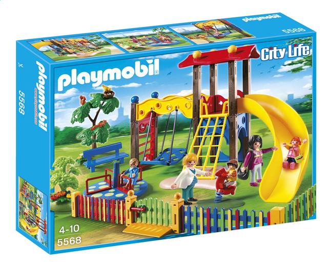 Image pour Playmobil City Life 5568 Square pour enfants avec jeux à partir de DreamLand