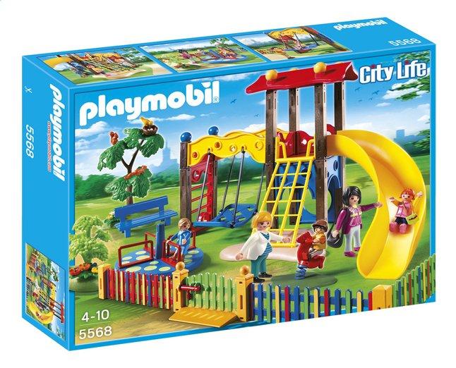 Afbeelding van Playmobil City Life 5568 Speeltuintje from DreamLand