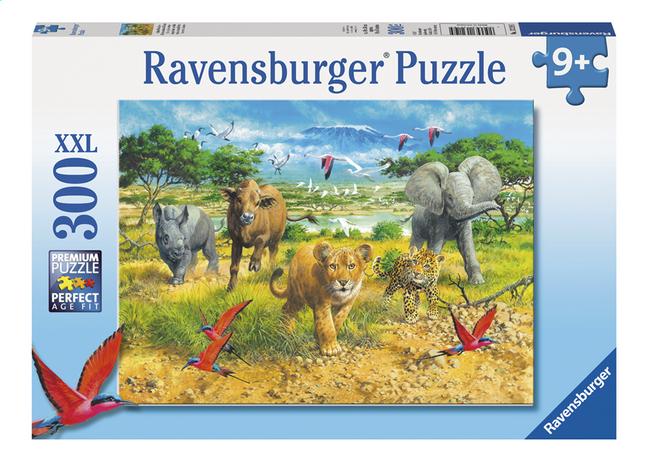 Ravensburger puzzle XXL Bébés animaux d'Afrique