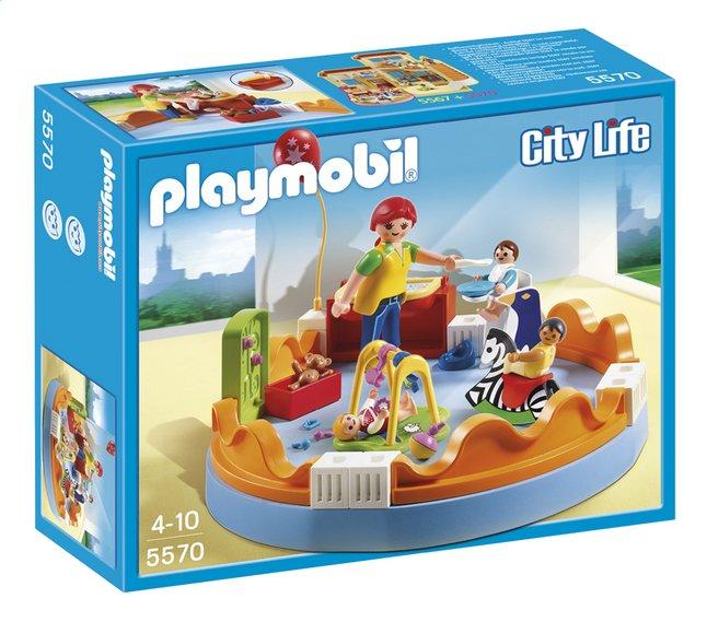 Image pour Playmobil City Life 5570 Espace crèche avec bébés à partir de DreamLand