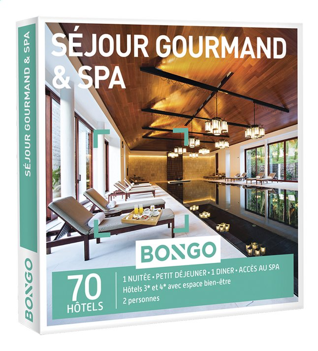 Afbeelding van Bongo Séjour Gourmand & Spa FR from DreamLand