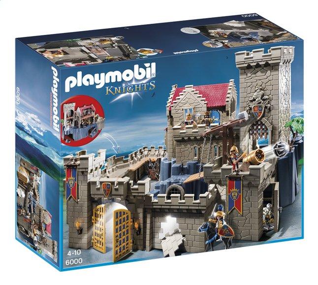 Afbeelding van Playmobil Knights 6000 Koningskasteel van de orde van de Leeuwenridders from DreamLand