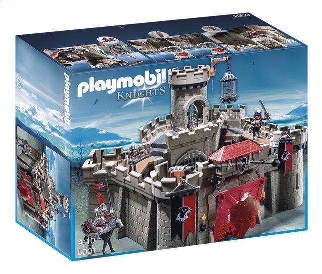 Image pour Playmobil Knights 6001 Citadelle des chevaliers de l'Aigle à partir de DreamLand