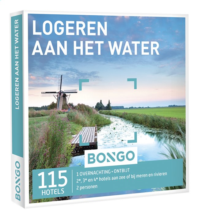 Image pour Bongo Logeren aan het water NL à partir de DreamLand