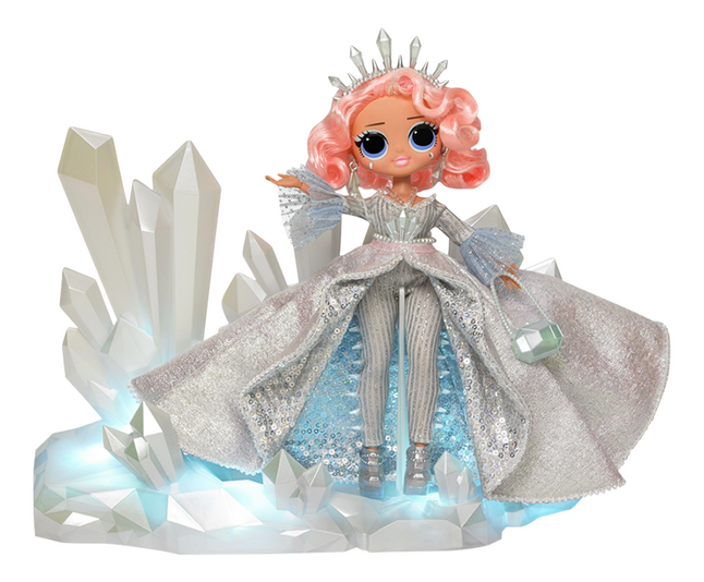 Afbeelding van L.O.L. Surprise! pop Winter Disco Crystal Star from DreamLand