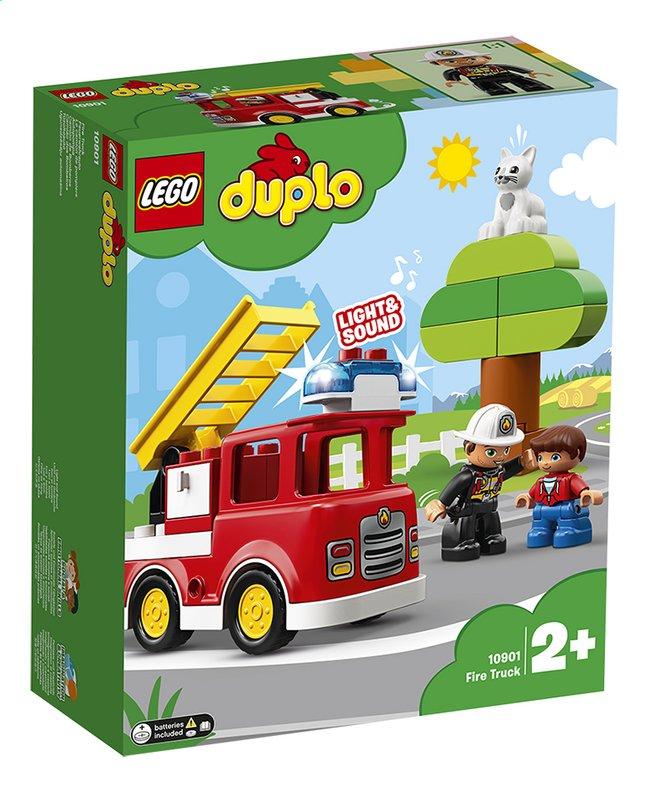 Afbeelding van LEGO DUPLO 10901 Brandweertruck from DreamLand
